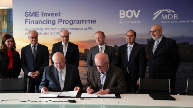 BOV SME Invest Launched