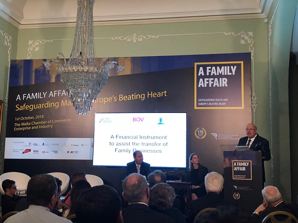 A Family Affair – Safeguarding Malta and Europe's Beating Heart